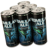 ThinkGeek :: Romulan Ale Star Trek Energy Drink