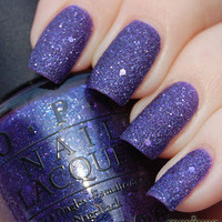*LIQUID SAND* Nail Polish OPI (M47-Can't Let Go) NEW Mariah Carey Collection