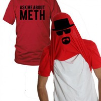 Ask Me About meth shirt | Heisenberg shirt