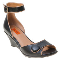Miz Mooz Women's Cannon Wedge Sandal | Infinity Shoes
