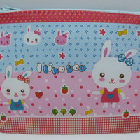 SALE Four Cute Kawaii Light Waterproof Pouch at USD by umehandmade