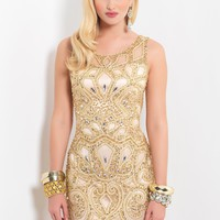 Short and Sexy little prom dresses by Blush Prom Short Prom Style C096