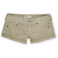 Empyre Girls Dani Khaki Denim Shorts
