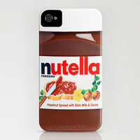 Nutella Art Print by Nicklas Gustafsson | Society6