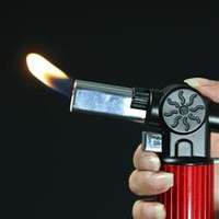 Wholesale Couldis Torch Style Powerful Cigarette Turbo Flame Butane Lighter - DinoDirect.com