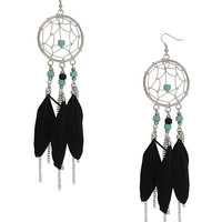 Dream Catcher Earrings | FOREVER21 - 1015035070