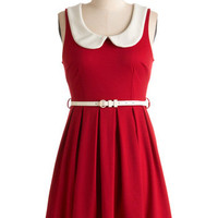 Polite and Day Dress | Mod Retro Vintage Dresses | ModCloth.com
