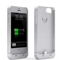 Amazon.com: Maxboost Fusion Detachable External iPhone 5 Battery Case - Fits All Versions of iPhone 5 - Lightning Connector Integrated: Sports & Outdoors