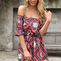 SABO SKIRT  Morocco Dress - $62.00