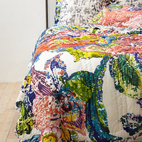 Roseland Quilt - Anthropologie.com