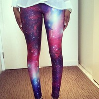 Galaxy Black Milk Purple...