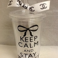 Chanel Tumbler