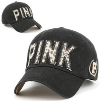 Ball Cap PIJ BLACK Baseb...