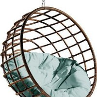 Amazon.com: Outback Company SPC 507 Sunbrella Pillow for Urban Balance Sphere, Glacier: Patio, Lawn & Garden