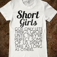 White T-Shirt | Cute Girls Shirts