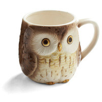 Vintage All Eyes on Brew Mug | Mod Retro Vintage Vintage Clothes | ModCloth.com