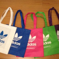 ADIDAS Lot Unisex Originals Trefoil Shopper Grocery,Gym,Tote Beach Bag Free Ship