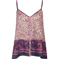 BILLABONG Tallows Womens Cami 214931766 | Tanks &amp; Camis | Tillys.com