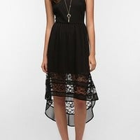 Band of Gypsies High/Low Chiffon Dress