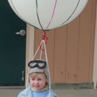 Holiday and Party Ideas / Hot Air Balloon Costume