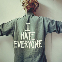 Jac Vanek 'I HATE EVERYO...