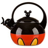 Mickey Mouse Tea Kettle | Disney Store