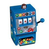 Amazon.com: M&M'S SLOT MACHINE CANDY DISPENSER: Everything Else