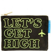 Flight 001 |  F1 Let's Get High Pouch