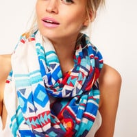 ASOS Aztec Snood