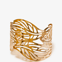 Cutout Leaf Cuff