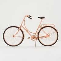 Van Heesch Copper Bicycle - Anthropologie.com