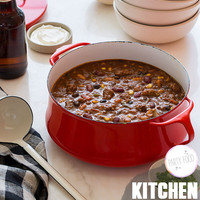 Kitchen Sink Chili recipe