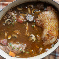 How To Make Easy, Cozy Coq Au Vin