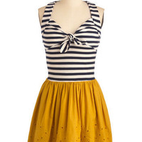 Maritime of Your Life Dress | Mod Retro Vintage Dresses | ModCloth.com