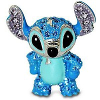 Jeweled Mini Stitch Figurine by Arribas | Disney Store