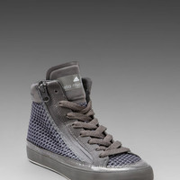 adidas by Stella McCartney Sneaker in Sharp Grey/Solid Grey from REVOLVEclothing.com