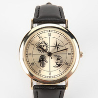 Urban Outfitters - Zodiac Dial Watch