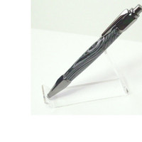 Vertex Gun Metal Authentic Black Lava Pencil