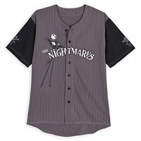 Disney Jack Skellington Baseball Shirt for Men | Disney Store