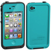 lifeproof iphone 4 case (Teal)