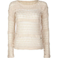FULL TILT Open Weave Womens Sweater 188856425 | tops | Tillys.com