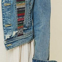 Free People  Clothing Boutique > Baja Denim Jacket