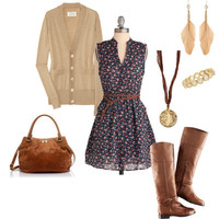 Fabulously Fall - Polyvore