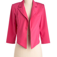 Don&#x27;t Pink Twice Jacket | Mod Retro Vintage Jackets | ModCloth.com