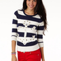 Stud Anchor Sweater