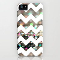 Afterparty Chevron iPhone Case by Beth - Paper Angels Photography | Society6