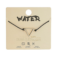 Water Symbol Bracelet - Jewelry - Accessories - Topshop USA