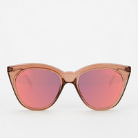 Urban Outfitters - Le Specs Halfmoon Magic Sunglasses