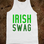 irish swag - Flirty Falcon