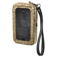 Mossimo® Glitter Iphone Case - Gold